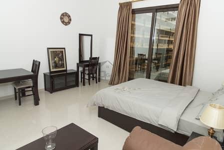 Studio for Rent in Dubai Sports City, Dubai - Like Brand New Fully Furnished Studio In Elite 10