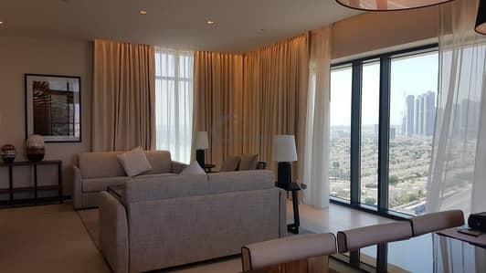 شقة 2 غرفة نوم للايجار في التلال، دبي - Luxurious Brand New| 2 B/R Apt|Golf View | Vida Residence B2
