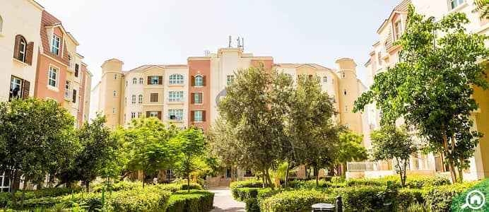 استوديو  للبيع في ديسكفري جاردنز، دبي - Large Studio in Discovery Garden Med Cluster