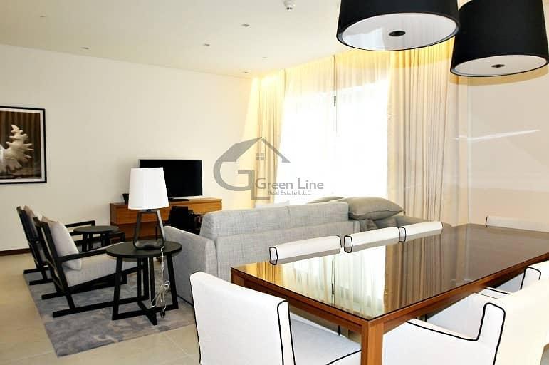 Luxurious Brand New | 3 B/R+Maid Apt | Vida Residence B2
