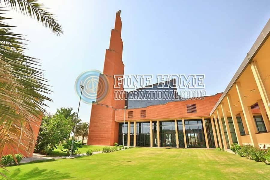 12 Style Building In Mohamed Bin Zayed City