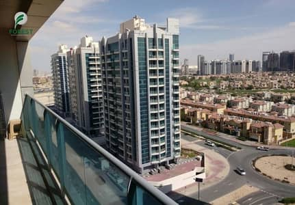 1 Bedroom Flat for Rent in Dubai Sports City, Dubai - Bright 1 BR Apartment Fully Furnished Vacant