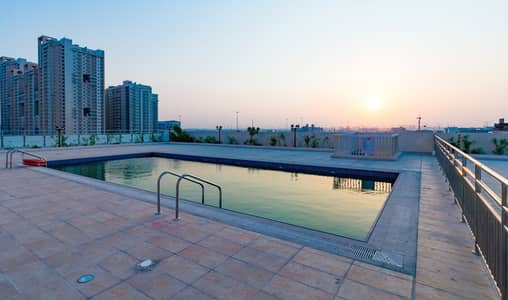 1 Bedroom Flat for Sale in Jumeirah Village Triangle (JVT), Dubai - Reasonable price for ready one bedroom in JVT