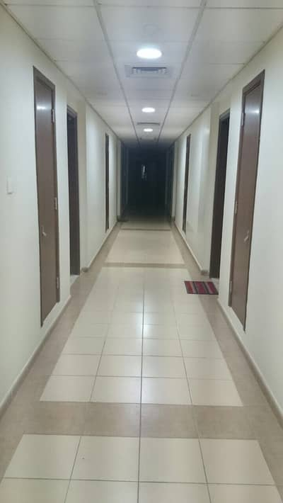 Emirates Cluster Neat and Clean Vacant 1 bedroom with balcony Round about view Rent 30k/-