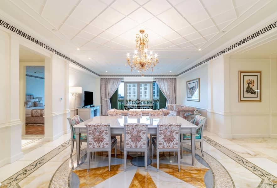 Bespoke Luxury Three Bed Palazzo Versace
