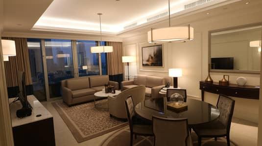 شقة 1 غرفة نوم للايجار في وسط مدينة دبي، دبي - Luxury Furnished 1 Bed Apartment