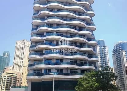 شقة 2 غرفة نوم للايجار في دبي مارينا، دبي - Well-maintained apt with spectacular Marina View