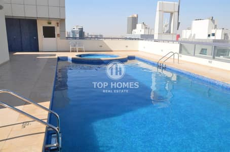 1 Bedroom Flat for Rent in Dubai Sports City, Dubai - Wimbledon tower sporty city 1bk