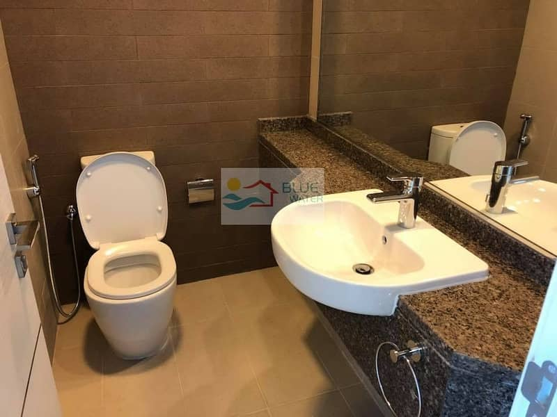 12 Luxury 2b plus maids room  at Corniche