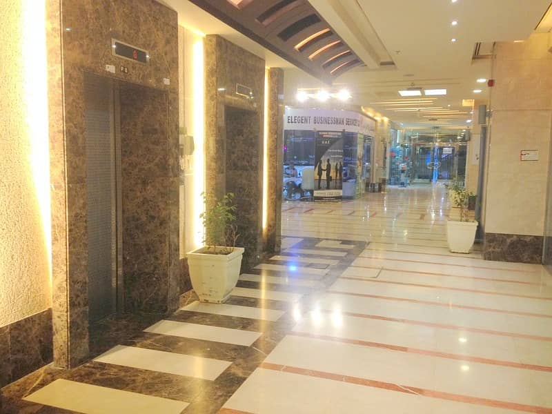 شقة في برج الكورنيش كورنيش عجمان 2 غرف 500000 درهم - 2069353