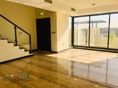 4 Bedroom Villa for Sale in Jumeirah Village Circle (JVC), Dubai - 4 bedroom plus Maid| G+2 |Huge Terrace|With Home Elevator
