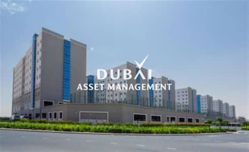Building for Rent in Dubailand, Dubai - Best Deal Staff Residences Full Building