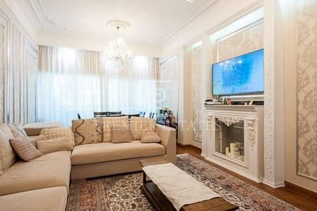 شقة 2 غرفة نوم للبيع في مدينة دبي الرياضية، دبي - Fully Upgraded 2BR - Partial Golf Course view