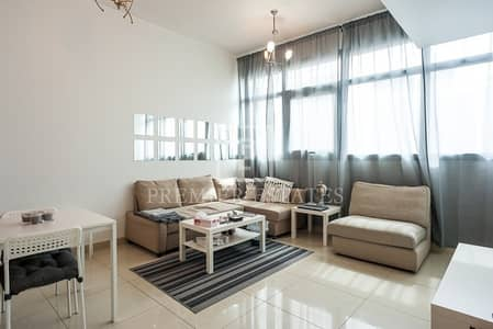 1 Bedroom Flat for Sale in Dubai Marina, Dubai - 1 Bed Rented Fully Furnished High Floor