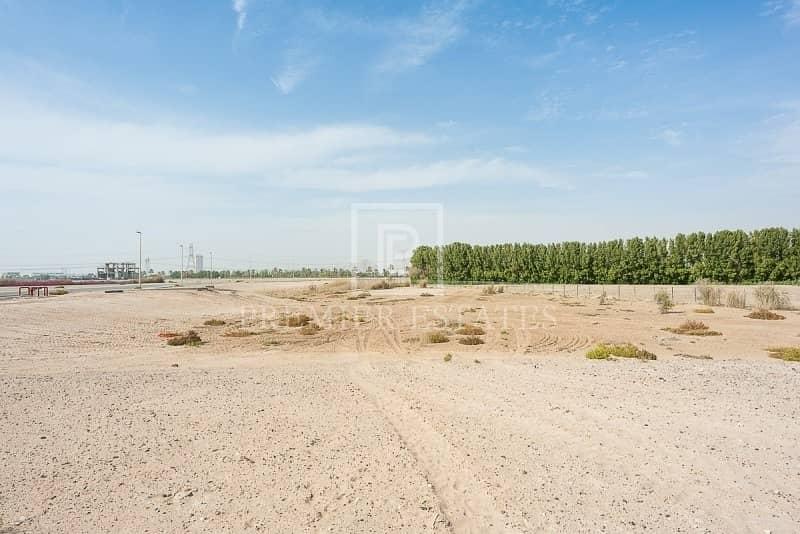 Freehold Residential Plot in Nad Al Sheba 1