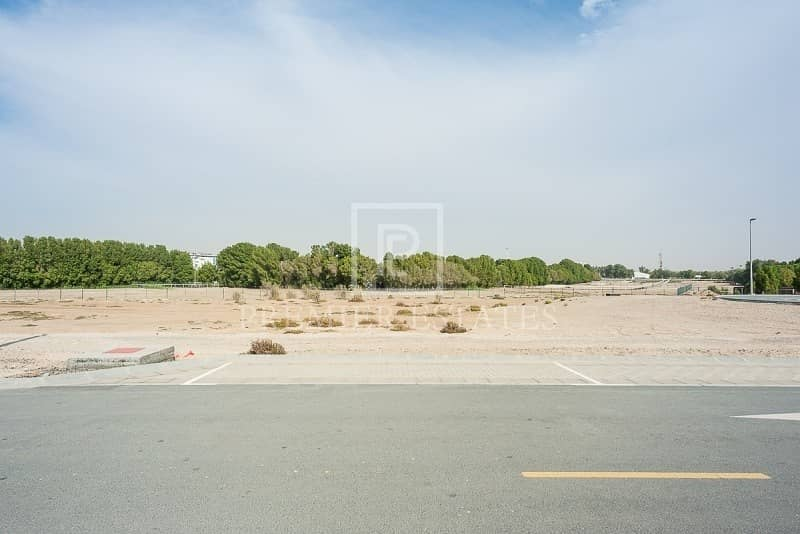 2 Freehold Residential Plot in Nad Al Sheba 1