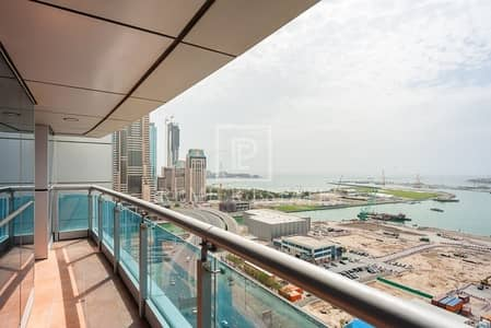 2 Bedroom Flat for Rent in Dubai Marina, Dubai - Ready to move in|2 Bedroom with full Sea view