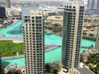 Spectacular Burj Khalifa Fountain View 2 Bed