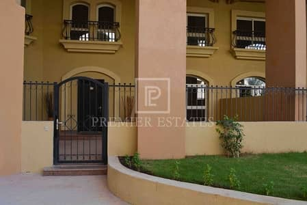 Type B - Three BR Apt in Diamond Views JVC