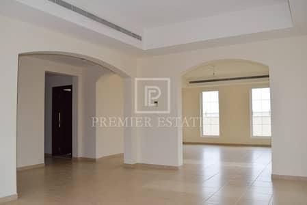 فیلا 4 غرف نوم للايجار في مارينا أم القيوين، أم القيوين - 4 Bed Type C2 Mistral Villa Unfurnished