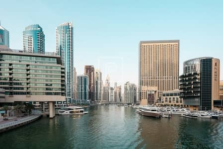 1 Bedroom Flat for Sale in Dubai Marina, Dubai - 1BR Apt Marina Crown with Upgraded Kitchen