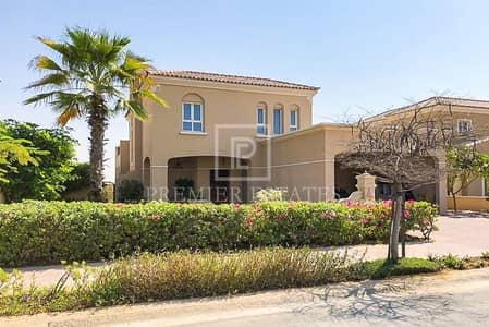 4 Bedroom Villa for Sale in Umm Al Quwain Marina, Umm Al Quwain - 4 Bed Type C3 - Mistral Villa - Landscaped