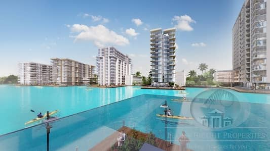 Building for Sale in Mohammad Bin Rashid City, Dubai - HIghest ROI|Lagoon Facing|Luxury community
