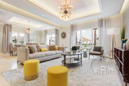 3 Bedroom Villa for Sale in Jumeirah Golf Estate, Dubai - Pay 290000 and move in|4years plan|No comission