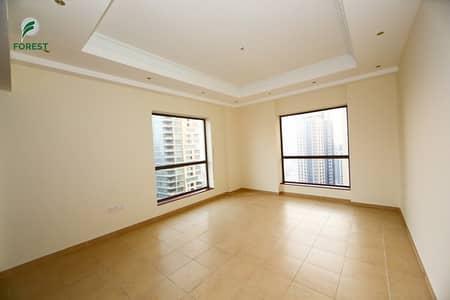 فلیٹ 2 غرفة نوم للبيع في جي بي ار، دبي - Marina View and Courtyard View | Spacious 2 Beds