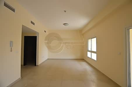 2 Bedroom Apartment for Rent in Remraam, Dubai - Multiple Cheques   Semi-Close Kitchen   Terrace  