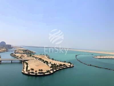 4 Bedroom Penthouse for Sale in Al Raha Beach, Abu Dhabi - Duplex Penthouse in Raha- Full Sea View