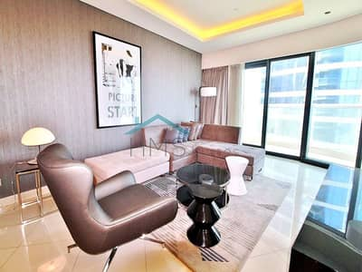3 Bedroom Flat for Rent in Business Bay, Dubai - High Floor Views | High Quality Finish | Fully Furnished Apartment