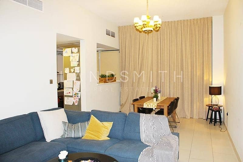 Brand New Huge 2BR Apartment in Glitz Residence