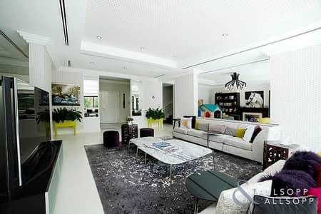 فیلا 5 غرف نوم للبيع في البحيرات، دبي - Fully Upgraded | Five Bedroom Villa | E1