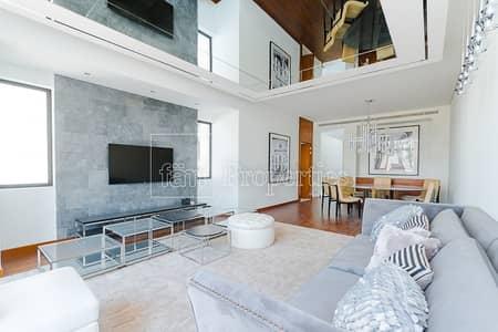 فیلا 3 غرفة نوم للايجار في داماك هيلز (أكويا من داماك)، دبي - Brand new | TH-H | Fully furnished | Negotiable