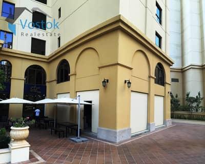 Shop for Rent in Jumeirah Beach Residence (JBR), Dubai - Spacious Shop Podium Lvl in Shams 4, JBR
