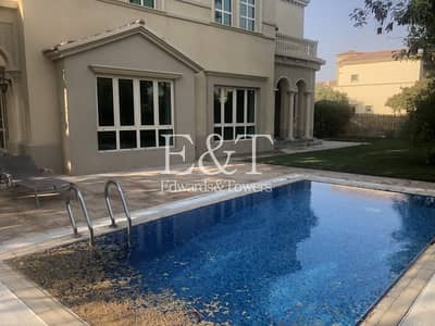 4 Bedroom Villa for Sale in Jumeirah Islands, Dubai - Corner Plot | Spanish EF | Close to Clubhouse | JI