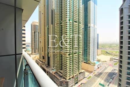 شقة 1 غرفة نوم للبيع في دبي مارينا، دبي - Partial Marina Views   9% Potential Yield