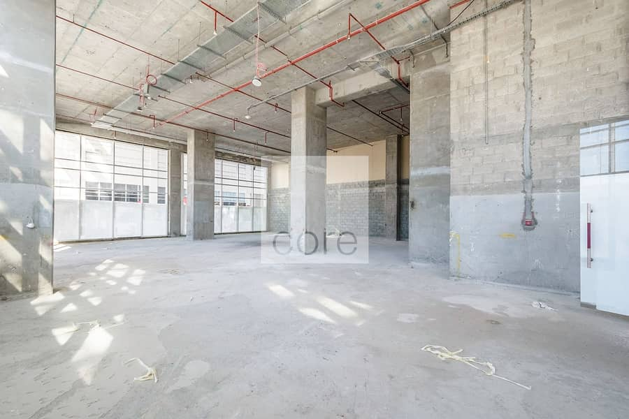 Retail Unit | Shell and Core | Low Floor