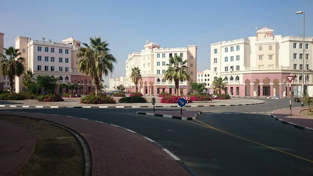 Distress Deal Extra Large One Bedroom England Cluster Y,Block parking View Price 350000/-net