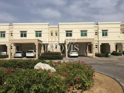 تاون هاوس 2 غرفة نوم للبيع في الغدیر، أبوظبي - Contemporary Home  Single Row   Desirable Location