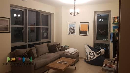 شقة 1 غرفة نوم للايجار في وسط مدينة دبي، دبي - Stunning Furnished 1 bed|Standpoint A|Vacant