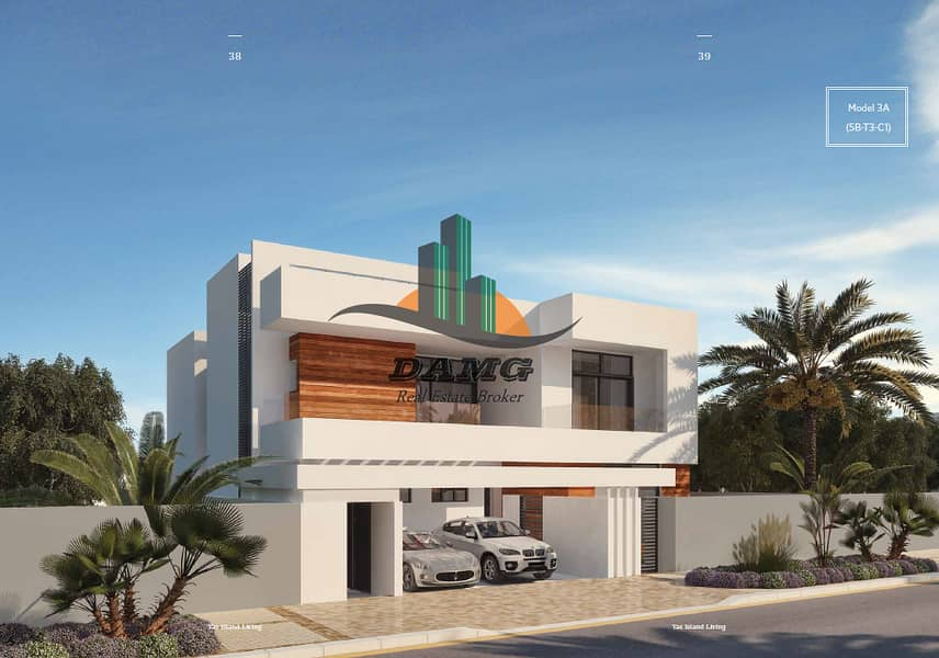 2 LIVE  IN ONE OF YAS ISLAND MOST EXCLUSIVE COMMUNITIES