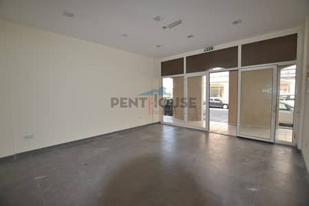 Shop for Rent in International City, Dubai - Fitted Shop behind The Pavilion / Union Coop