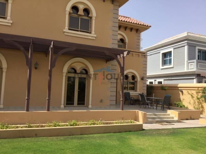 2 Spacious 3 bed maids villa in Dubai for rent