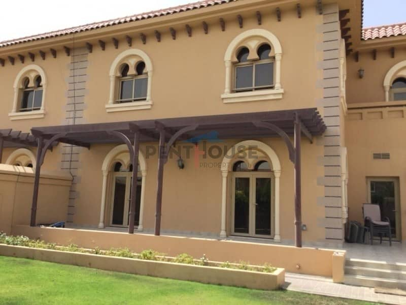 13 Spacious 3 bed maids villa in Dubai for rent