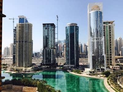 1 Bedroom Flat for Rent in Jumeirah Lake Towers (JLT), Dubai - High Floor