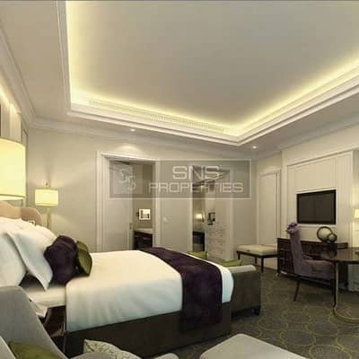 فلیٹ 1 غرفة نوم للايجار في وسط مدينة دبي، دبي - Luxury Services Apartment I Burj Khalifa View