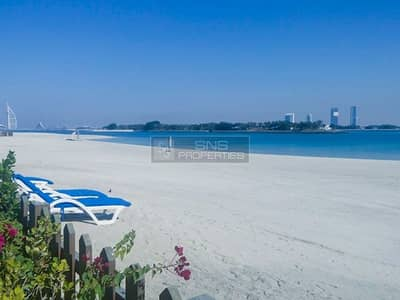 5 Bedroom Villa for Rent in Palm Jumeirah, Dubai - Impressive View 5 bed+M |Palma Residence