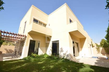فیلا 4 غرف نوم للبيع في حدائق الراحة، أبوظبي - Well Maintained Corner Villa in AL Raha Gardens